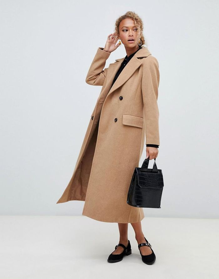 27 Stylish Long Wool Coats For Women Who What Wear