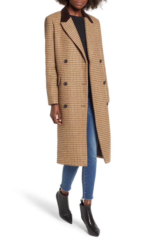 27 Stylish Long Wool Coats for Women  f13403ca4