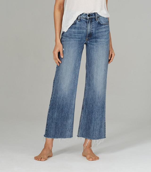 ASKK NY Crop Wide Leg