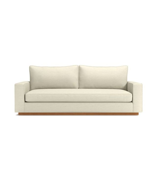 Kyle Schuneman for Apt2B Harper Sofa with Pecan Base