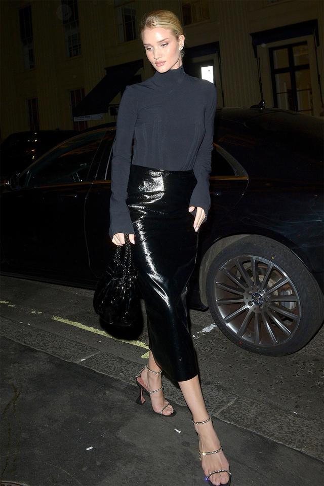 Rosie Huntington-Whiteley evening bag