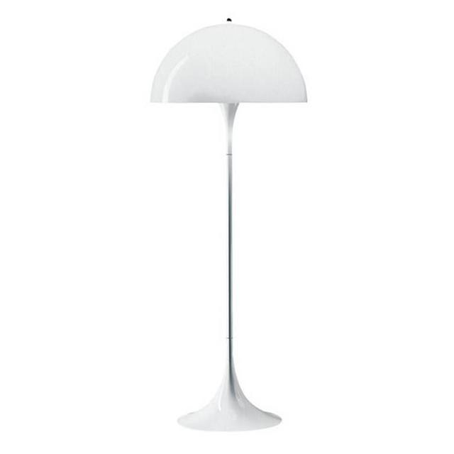 Verner Panton Panthella Mushroom Floor Lamp for Louis Poulsen