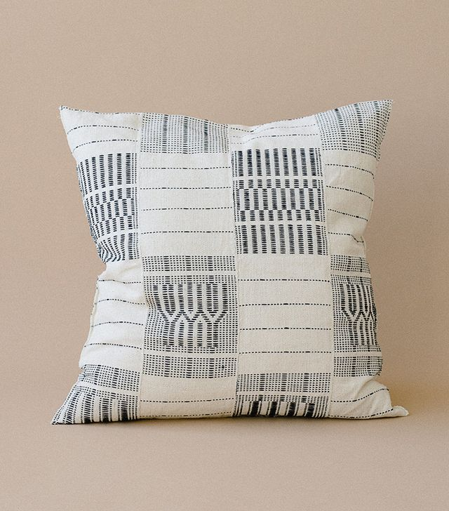 Five and Six Textiles Artisanal Pillow