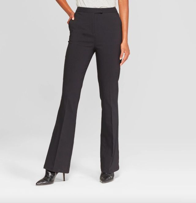 Who What Wear Classic Bootcut Trousers