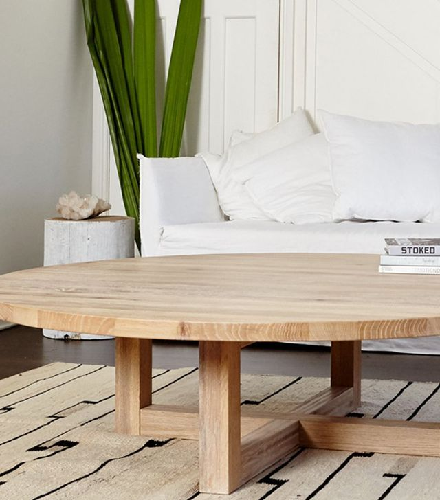 Totem Road Luxa Round Coffee Table