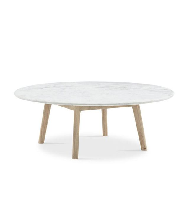 Harpers Project Round Marble Coffee Table