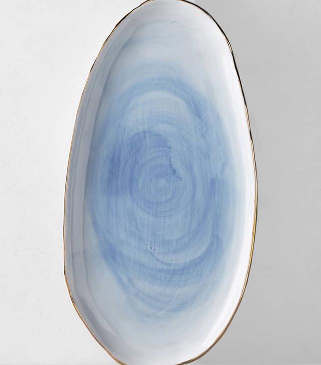Anthropologie Anthropologie Mimira Ceramic Platter