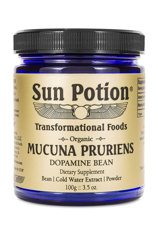 Sun Potion Mucuna Pruriens Powder