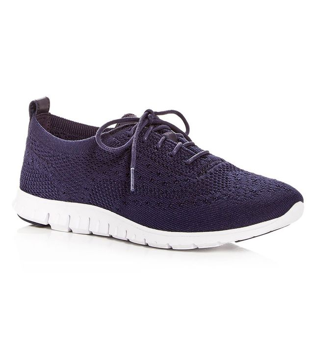 Cole Haan ZeroGrand Stitchlite Knit Lace Up Sneakers