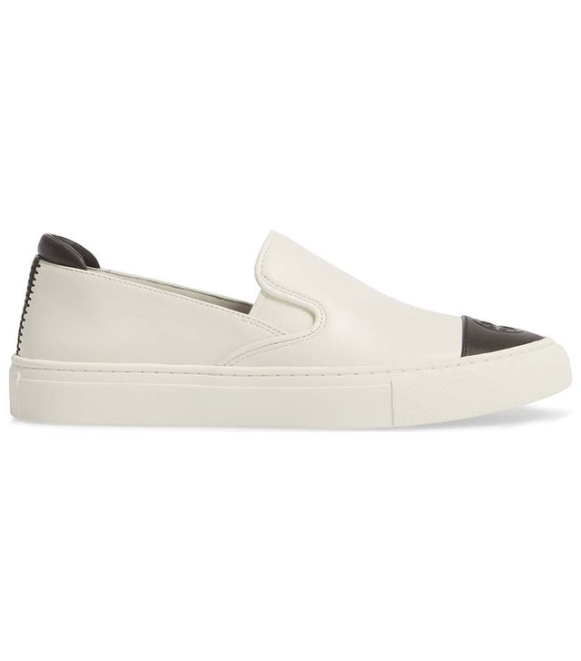 Tory Burch Colorblock Slip-On Sneaker