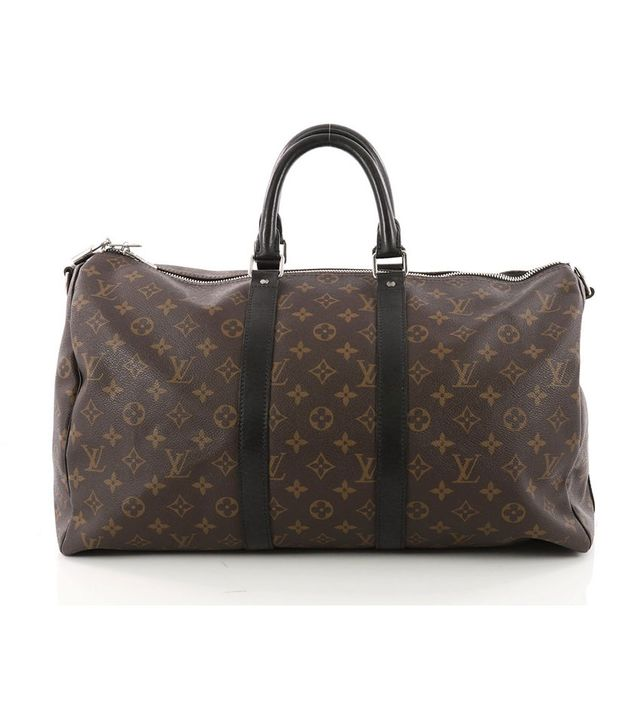 Louis Vuitton Keepall Bandouliere Bag 45