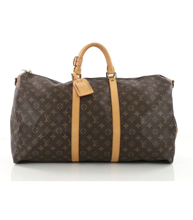 Louis Vuitton Keepall Bandouliere Bag 55