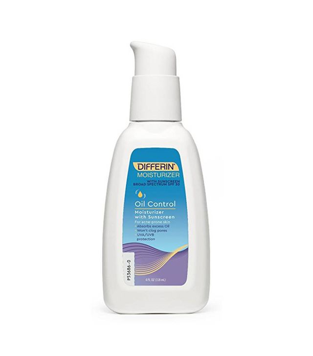 Differin Oil Control Moisturizer with Sunscreen