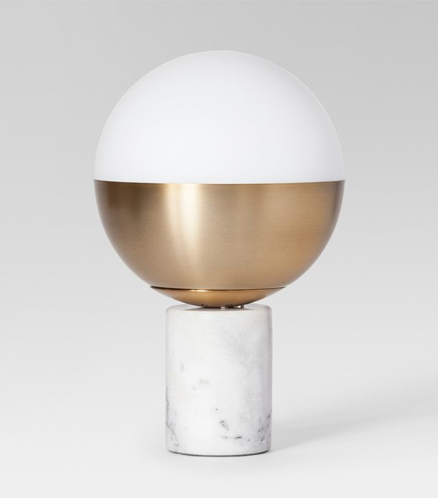 Project62 Geneva Glass Globe Accent Lamp
