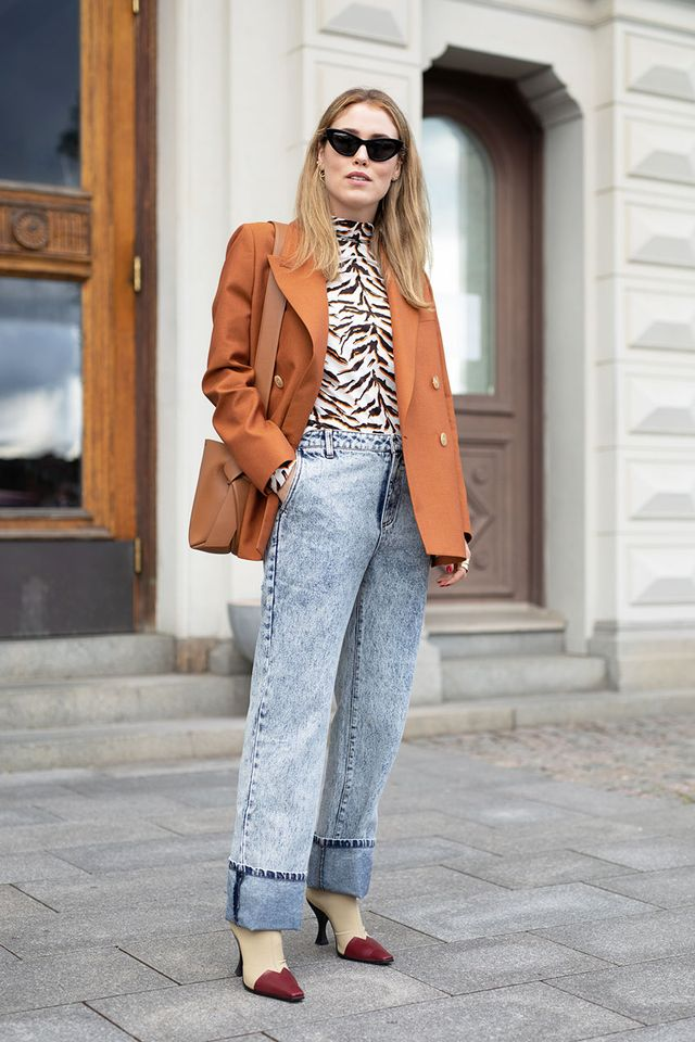 Work Outfit Ideas to Wear With Jeans