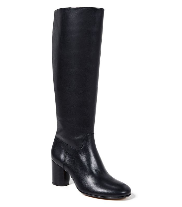 7d1311beac1 7 Stylish Winter Outfits With Knee-High Boots | Who What Wear