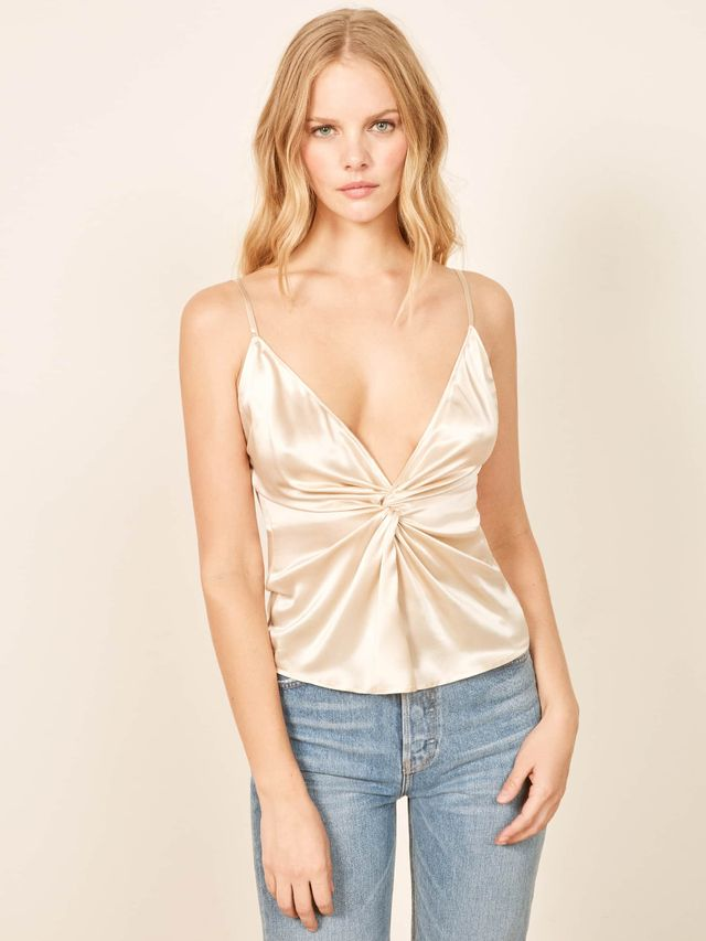 Reformation Hollie Top