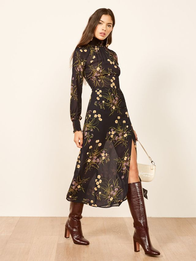 Reformation Georgina Dress