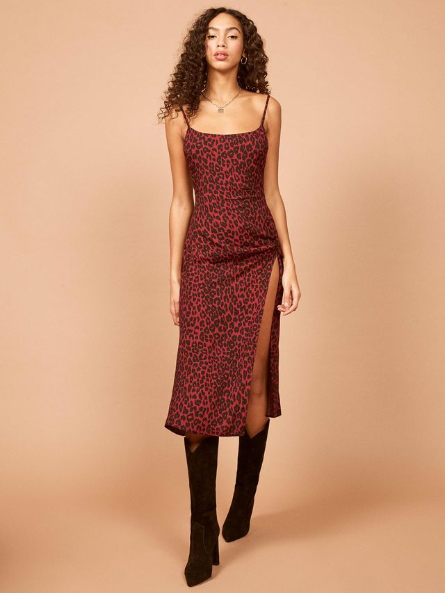 Reformation Desert Dress