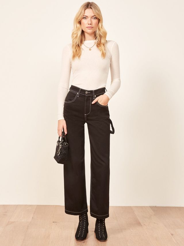 Reformation Carpenter Pants