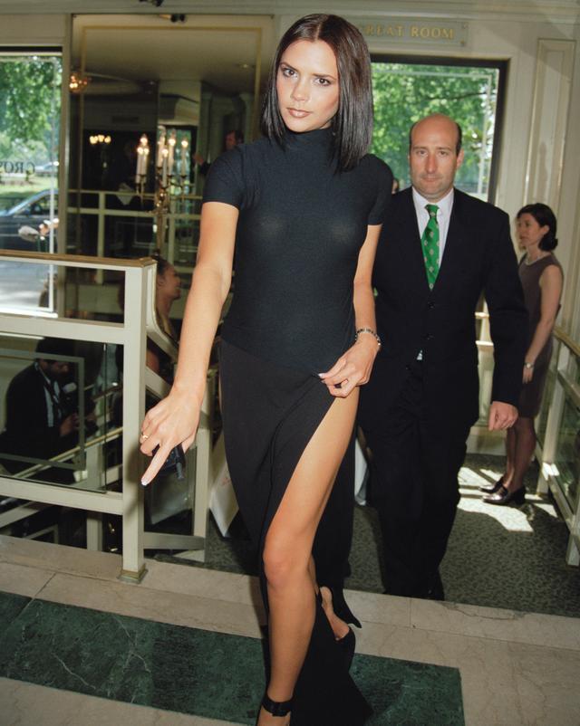 Victoria Beckham's Best '90s Outfits