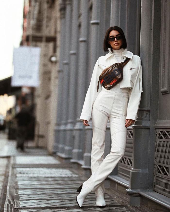 Belt-Bag Handbag Trend Spring 2019
