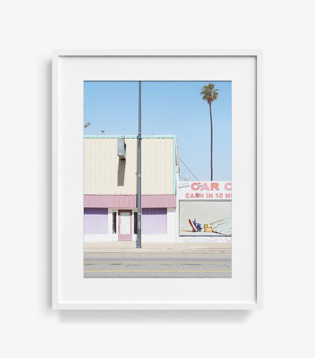 James Needham Los Angeles Car