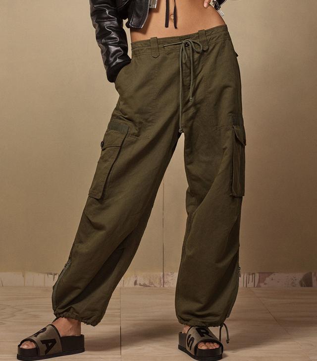 Zara Flight Trousers