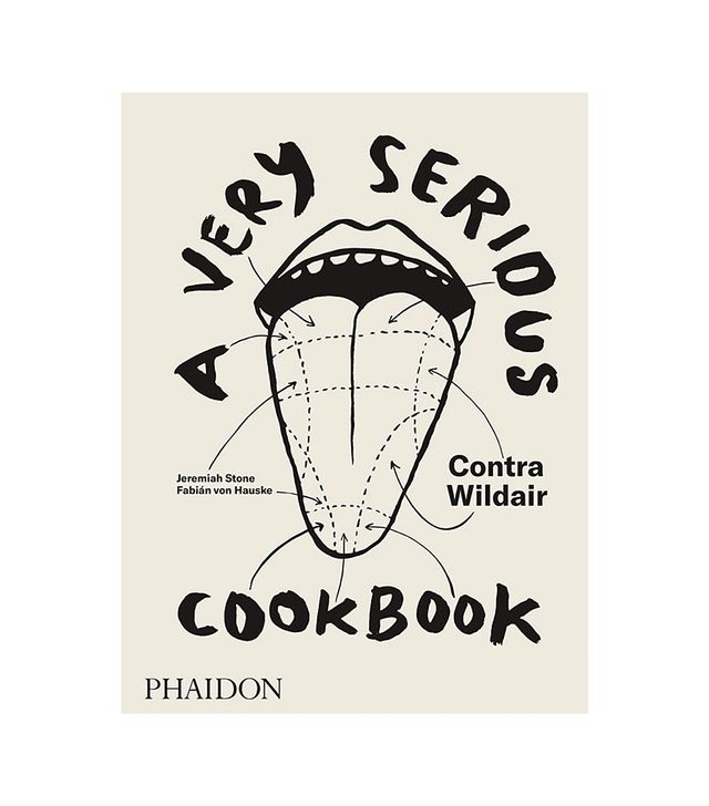 Jeremiah Stone A Very Serious Cookbook