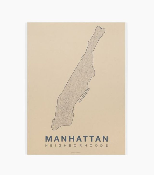 West Elm Native Maps