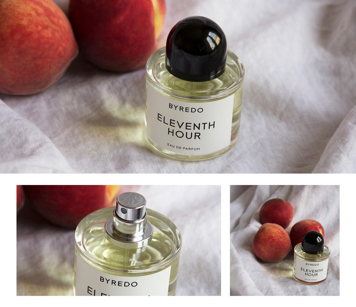 """<h5><em>Byredo<a href=""""https://www.mecca.com.au/byredo/eleventh-hour-edp-50ml/I-033760.html"""" target=""""_blank"""">Eleventh Hour Eau De Parfum</a> ($184)</em></h5>"""
