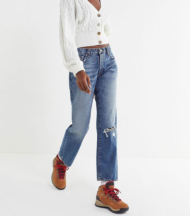 BDG Low-Rise Boyfriend Jeans