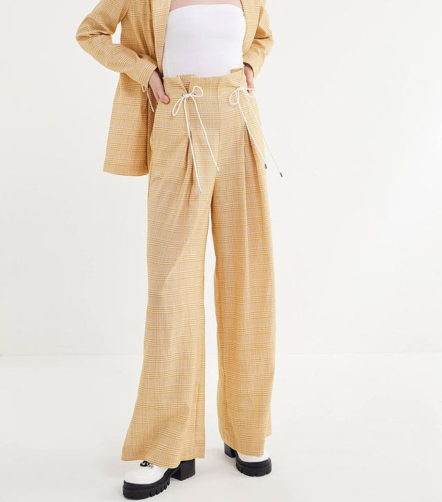 C/MEO Collective Hopes Up Paperbag Pant