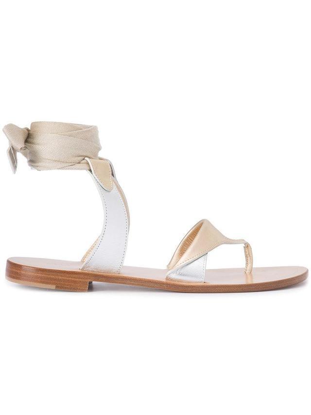 Sarah Flint Grear Sandals