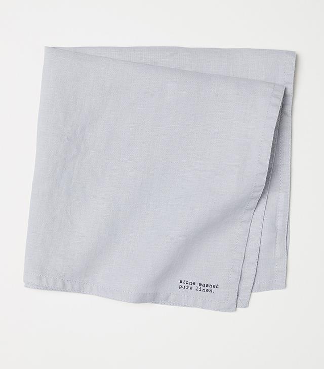 H&M Washed Linen Napkin