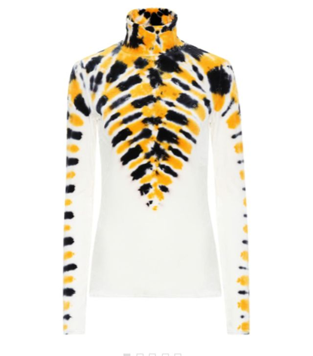 Street style trends 2019: Proenza Schouler turtleneck sweater