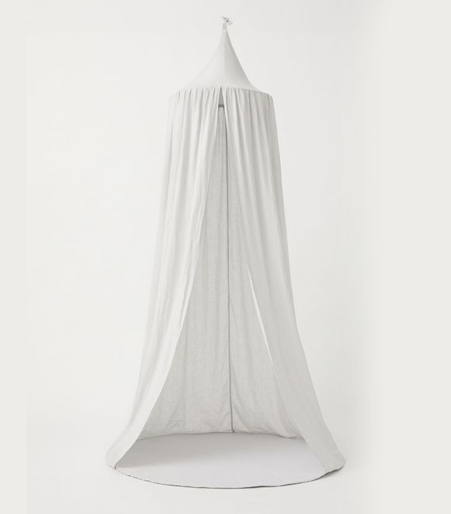 H&M Home Linen Reading Nook