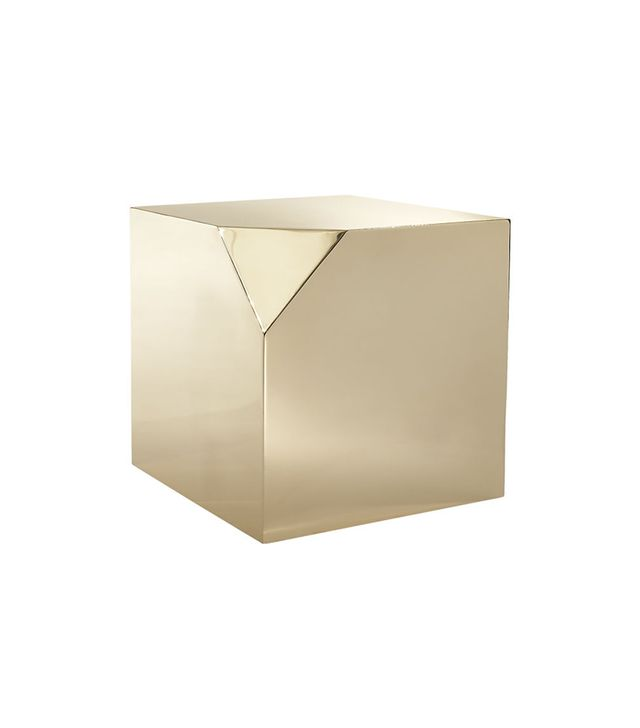 CB2 Cubo Side Table
