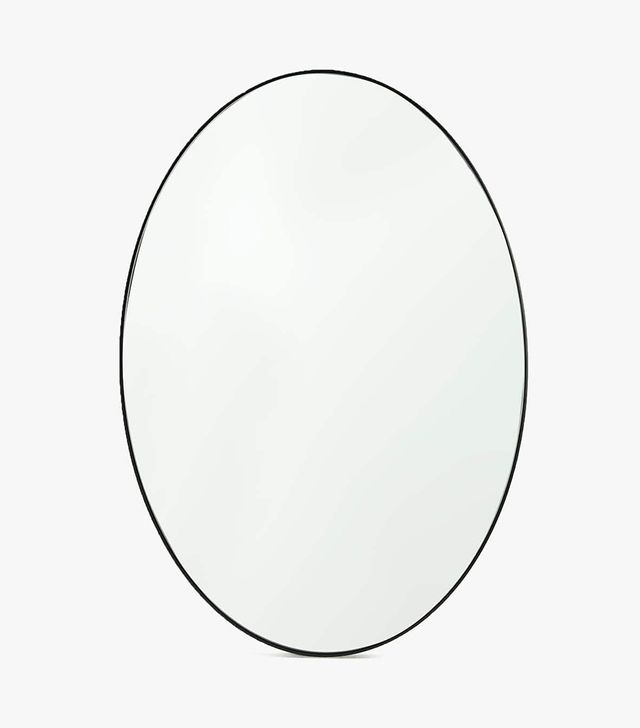 Zara Home Oval Mirror