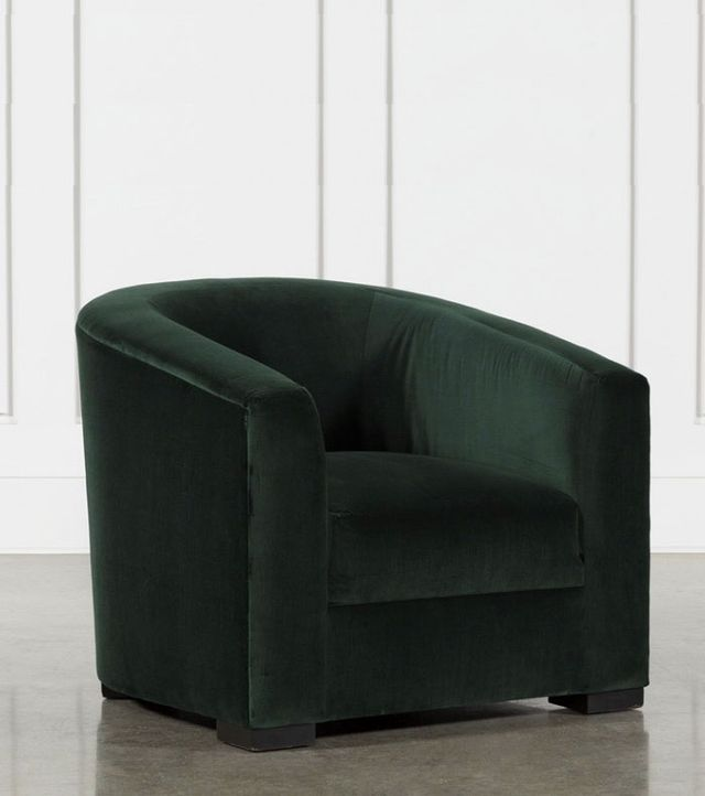 Nate Berkus and Jeremiah Brent for Living Spaces Emile Lounge Accent Chair