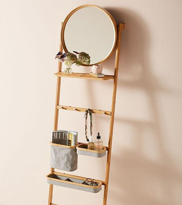Anthropologie Leaning Ladder Vanity
