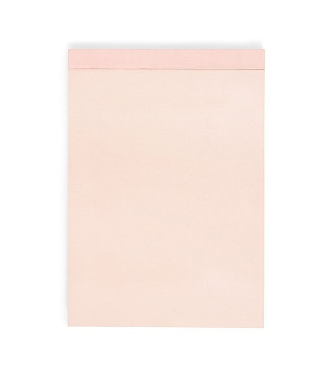 Normann Pale Rose Paper Pad
