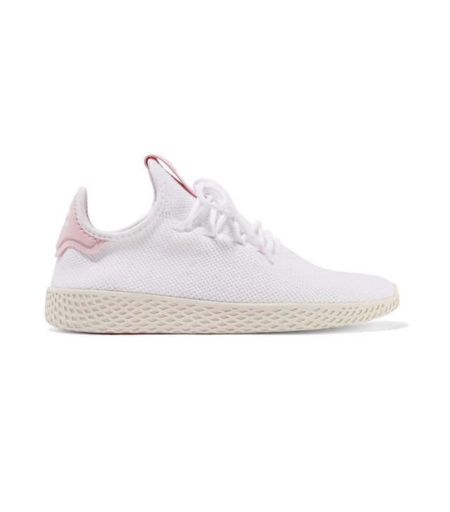 Adidas Originals Pharrell Williams Tennis Hu Primeknit Sneakers