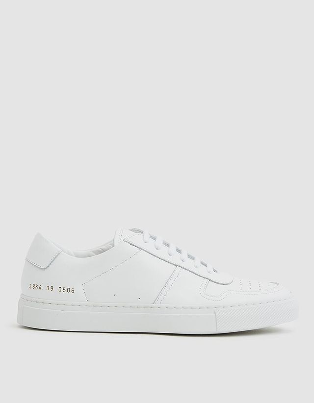 Common Projects BBall Low Sneakers