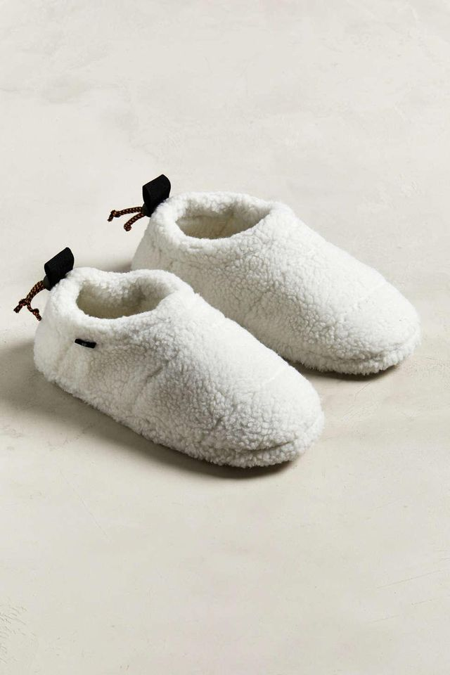 Urban Outfitters UO Allover Sherpa Slipper
