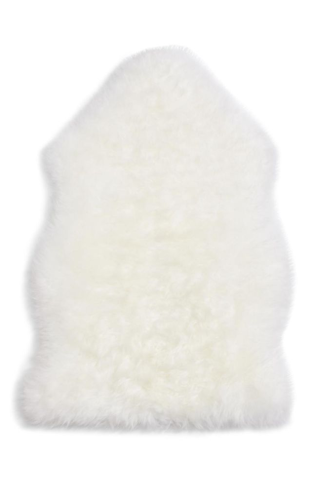 Jenni Kayne Jenni Kayne Genuine Sheepskin Mini Throw