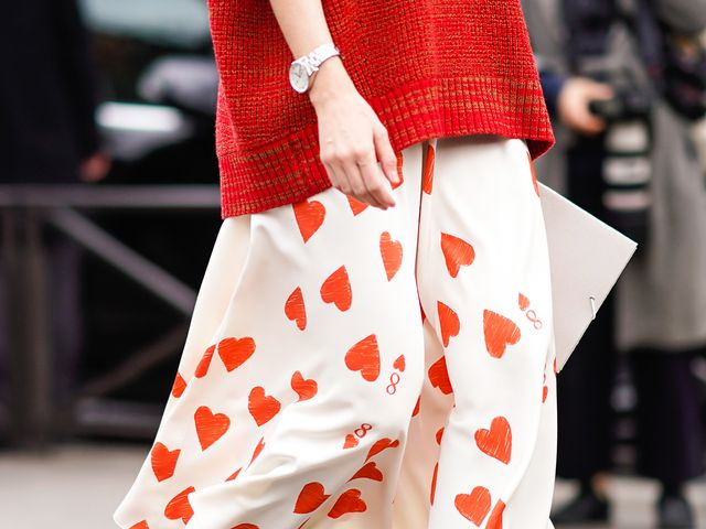 The heart-print trend
