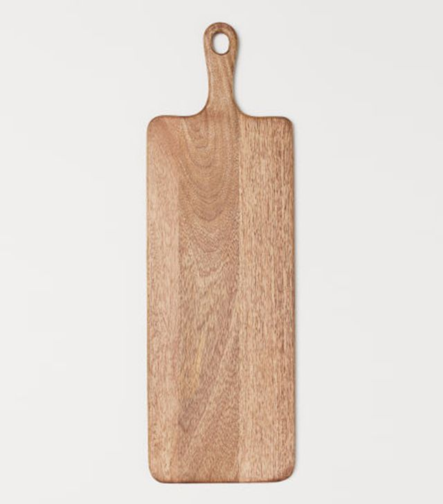 H&M Home Cutting Board with Handle