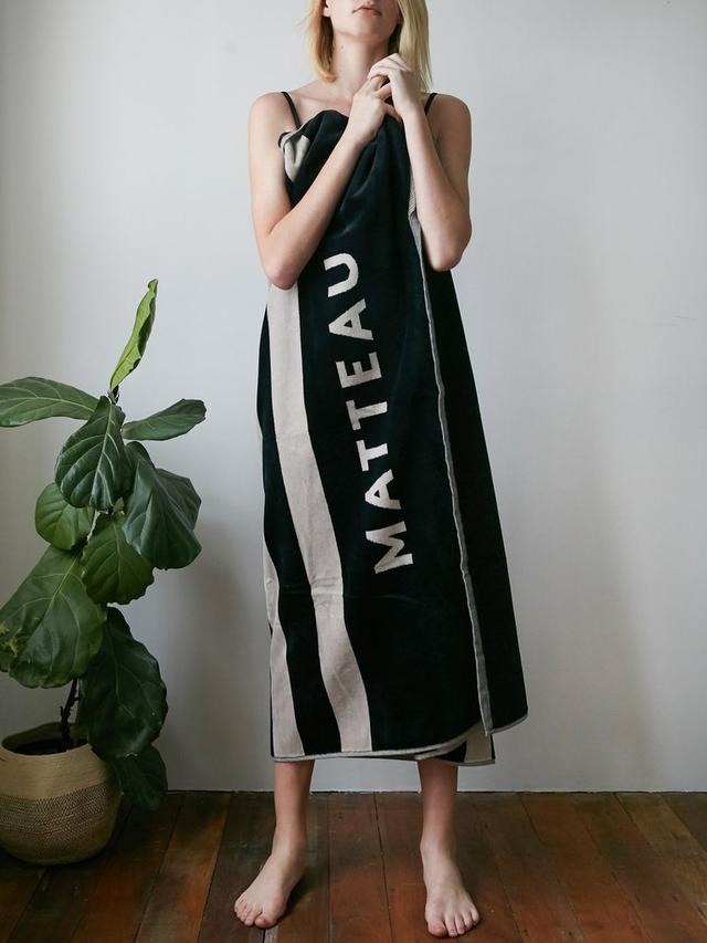 Matteau Jacquard Towel