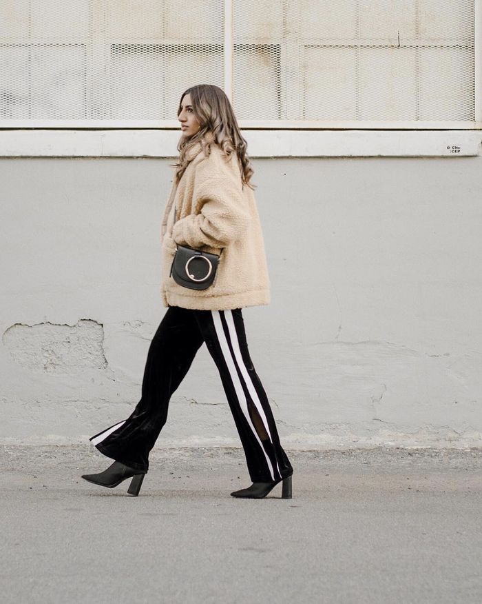 99a56ee0e6 11 It Girls Show Us What to Wear With Sweatpants for Winter